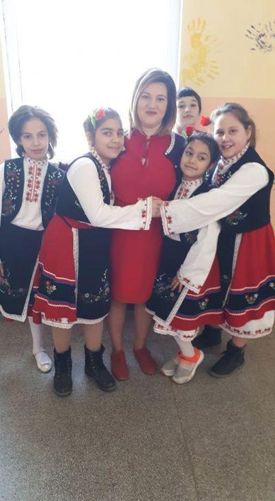 Баба Марта - ОУ Христо Ботев - Красново